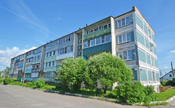 Однокомнатная квартира в деревне Гряды (станция Чисмена)